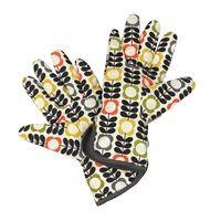 ORLA KIELY POTTING GLOVES   Gardening Gloves   Designer Garden Gloves    Orla Kiely Garden Accessories