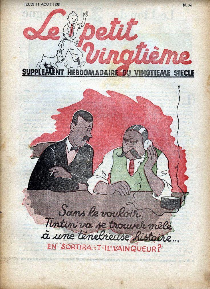 Sans le vouloir, Tintin va se retrouver mêlé à une ténébreuse histoire... en sortira-t-il vainqueur ? - Le sceptre d'Ottokar