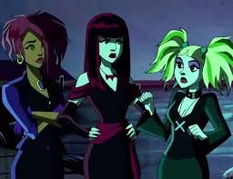 Image result for SCOOBY-DOO! MYSTERY INCORPORATED (ANIMATED SERIES) The Hex Girls
