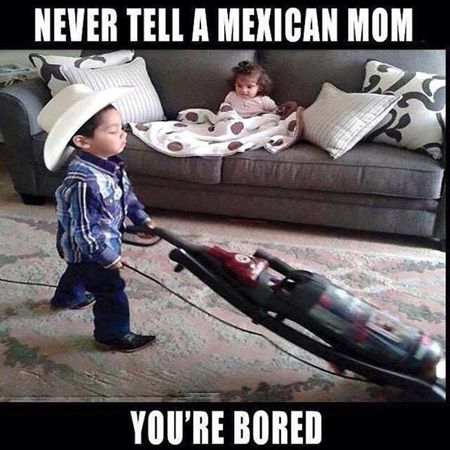 10 Signs You Grew Up With A Mexican Mom