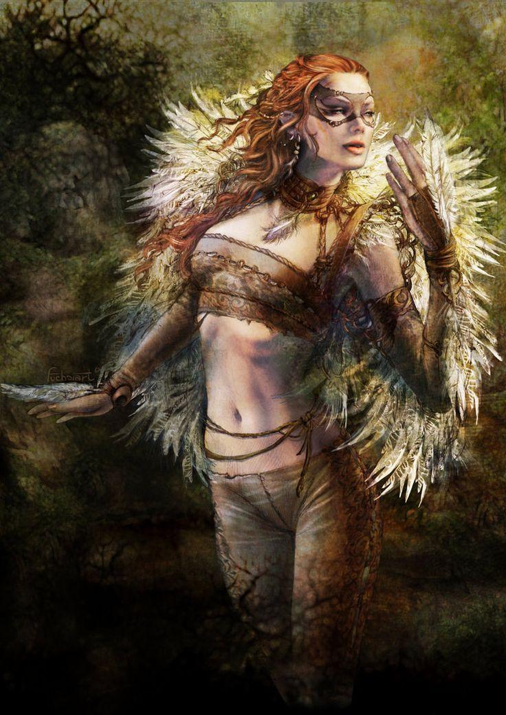 A commission for Damien: pencil+ photoshop+wacom