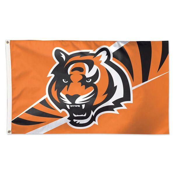 Cincinnati Bengals WinCraft Deluxe 3' x 5' Flag - $37.99