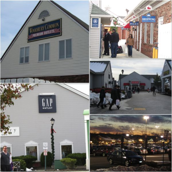 Woodbury Common Premium Outlet