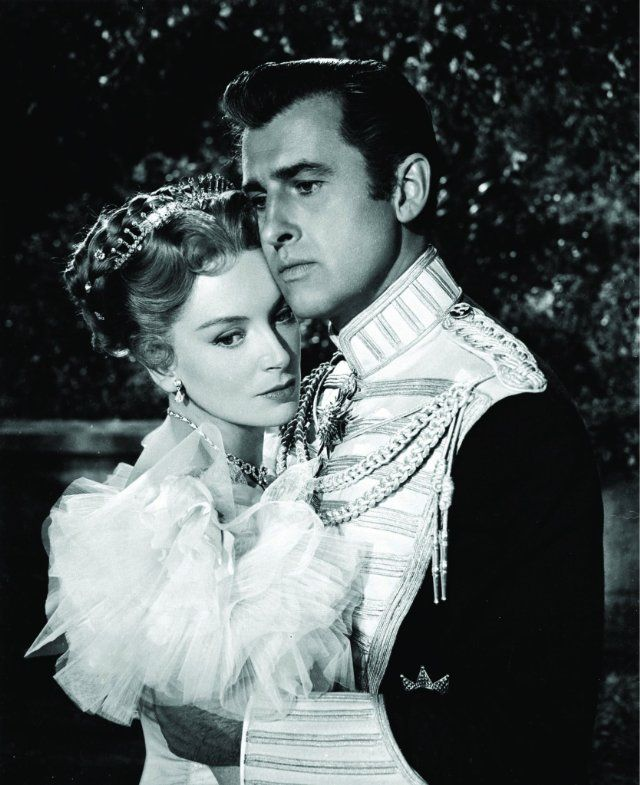 Deborah Kerr & Stewart Granger - The Prisoner of Zenda -  I haven't seen this one, but think it looks interesting.