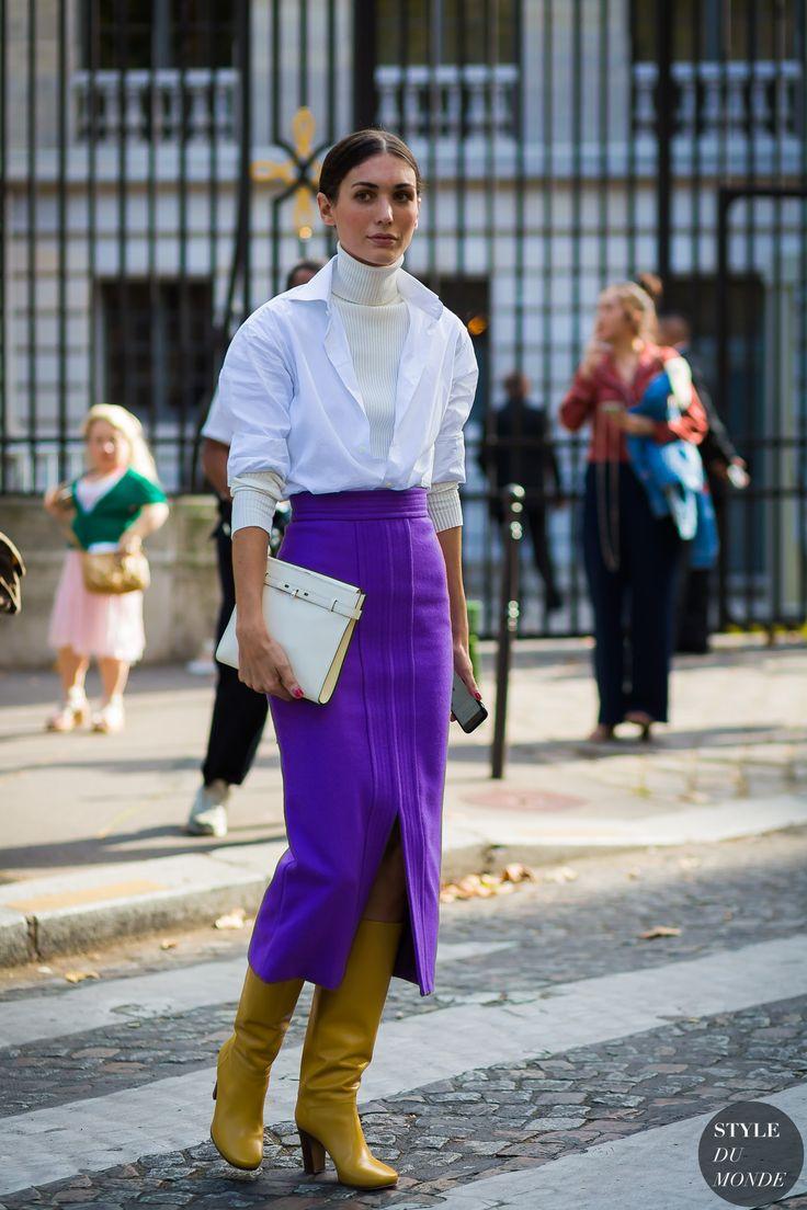 Paris SS 2017 Street Style: Diletta Bonaiuti