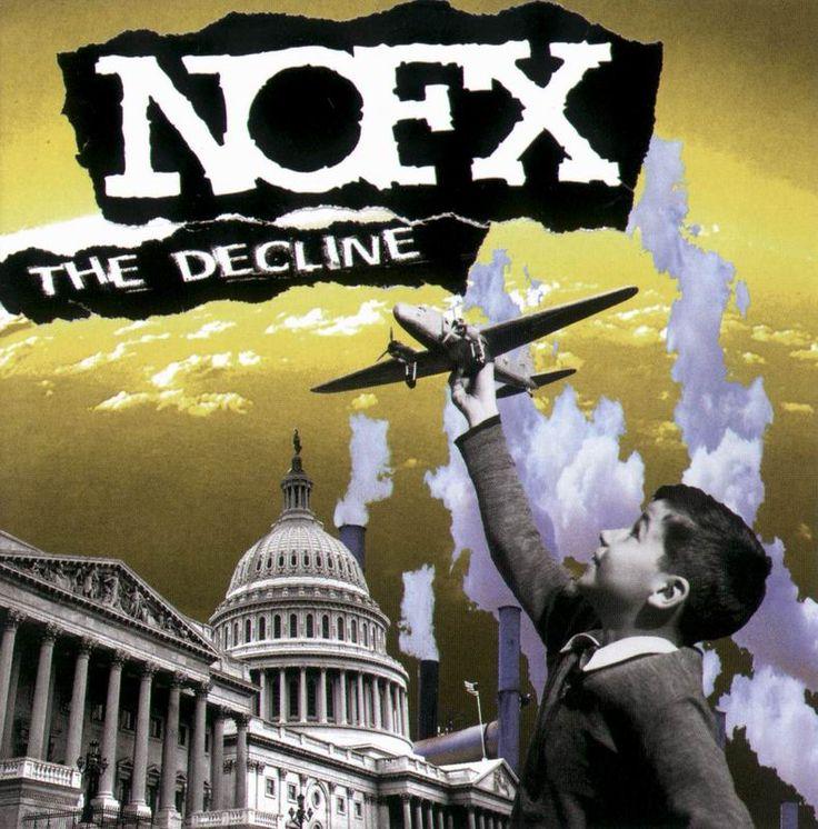 """#Punk news:  NOFX:  The Decline in 12"""" per i 15 anni http://www.punkadeka.it/nofx-the-decline-in-12-per-i-15-anni/ E' prevista per il 9 Dicembre, l'uscita per il 15esimo anniversario di THE DECLINE dei NOFX, di un vinile 12″ che vedrà da un lato la registrazione originale dei 18 minuti classici e, come side-b, una versione live. Leggi la recensione dell'epoca a cura di Tony Duff: ..."""