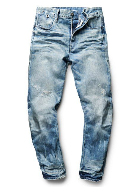 MADE  OF RECYCLED PLASTIC FROM THE SEA Pharrell Williams for G-Star RAW AW 2015