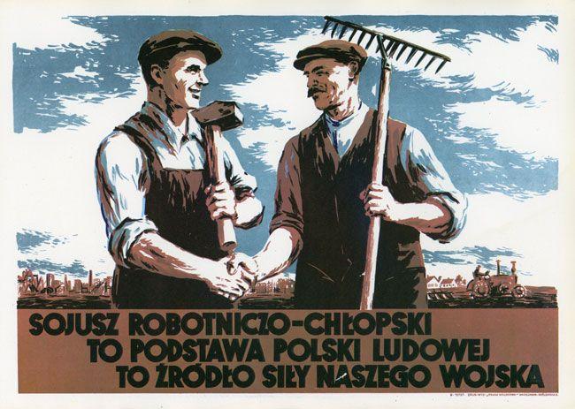 Plakaty Propagandowe 22 Lipca Szukaj W Google Plakaty