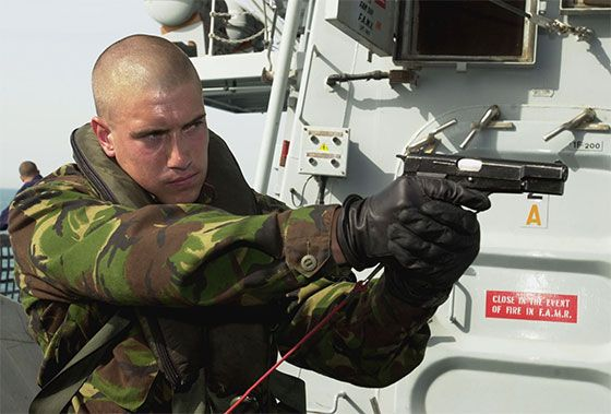 fleet protection group Royal Marine