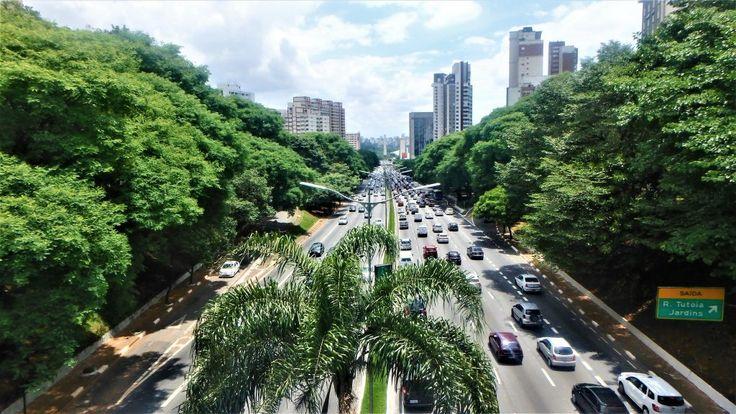 Sama w wielkim mieście   Uwielbiam podróże, przygody i Brazylię! Dlaczego? Już piszę...