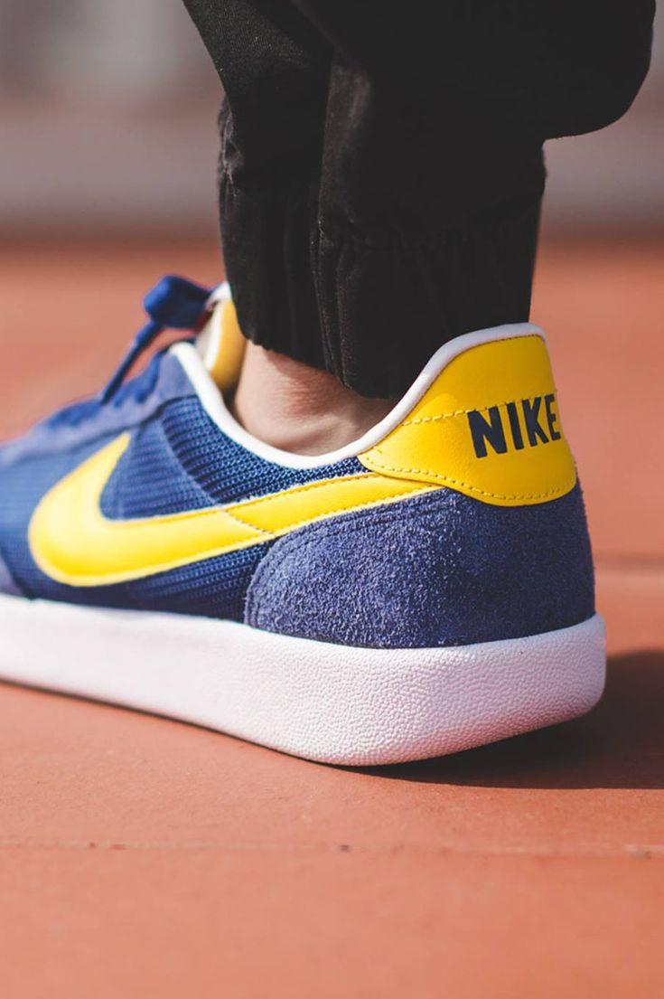 Nike Killshot: Insignia Blue/Yellow