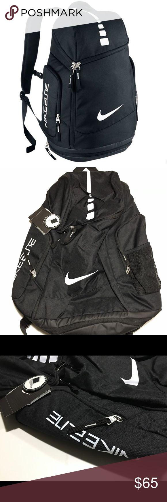 Nike Hoops Elite Max Air Basketball Backpack NWT New Nike Bags Backpacks