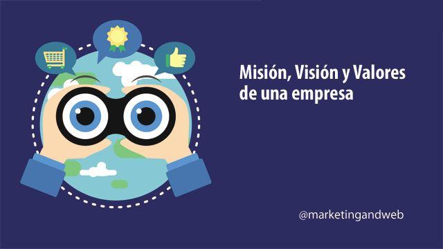 ✅ Cómo definir la Misión, Visión y Valores de una empresa [+ Ejemplos]  http://www.marketingandweb.es/emprendedores-2/mision-vision-y-valores-de-una-empresa/?utm_content=buffer5d8d7&utm_medium=social&utm_source=pinterest.com&utm_campaign=buffer