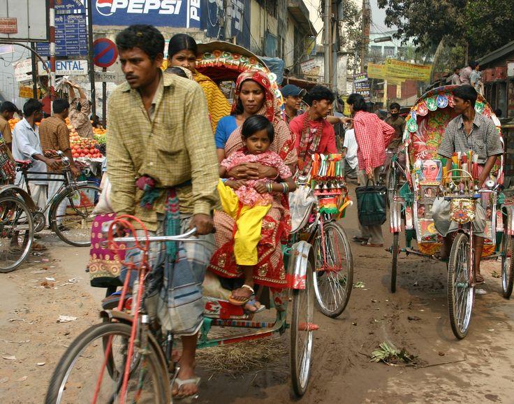Dhaka, Bangladesh, February 2006