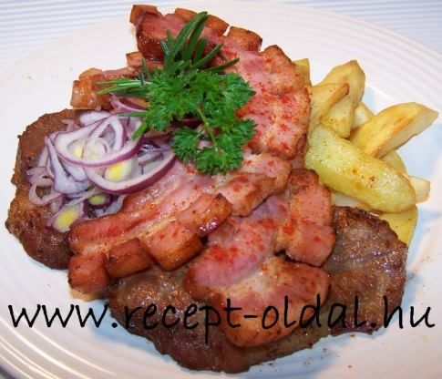 Gipsy pecsenye. http://www.best-things-in-hungary.com/gypsy-steak.html