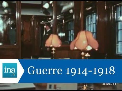 L'armistice 14/18 racontée par le dernier survivant du wagon de Rethondes - Archive INA - YouTube