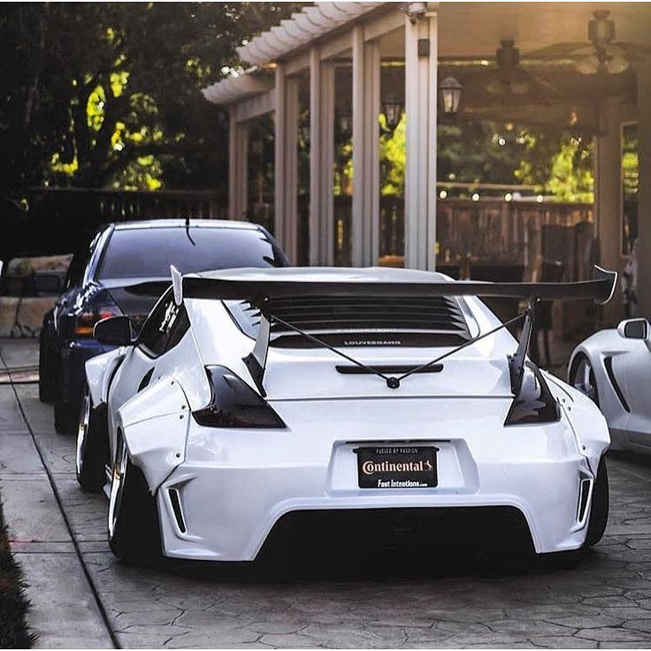 nissan 350z white modified. gearheadgram raahimjoonx6 suicidalstance nissan 350z white modified
