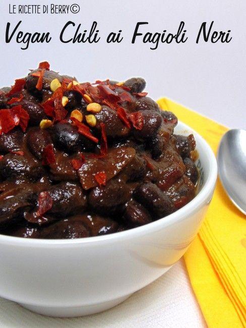 Chili Vegano con Fagioli Neri (2)