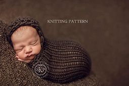 Ravelry: Snuggly Hooded Cocoon pattern by Baby P Designs