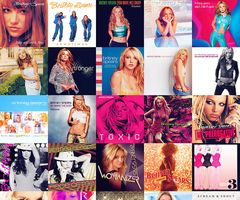DISCOGRAPHIE BRITNEY SPEARS