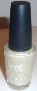 NYC New York Color In a New York Color Minute - Quick Dry Nail Polish - #373 Enchanted