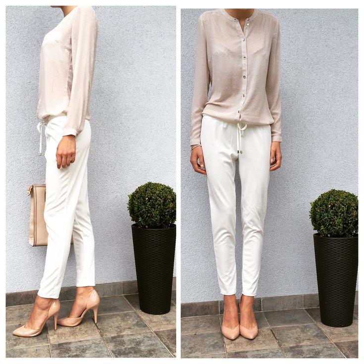Spodnie FRANCE