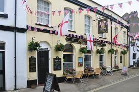 Opposite Britannia pub & hotel - Prince of Wales