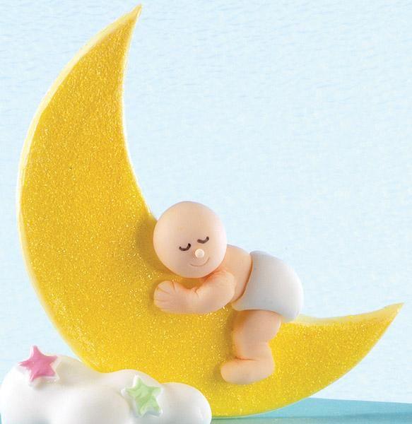 Baby Cake Topper