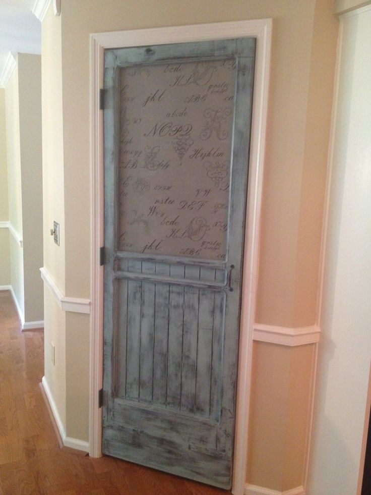 11 best images about interior doorways on pinterest door for Interior screen door