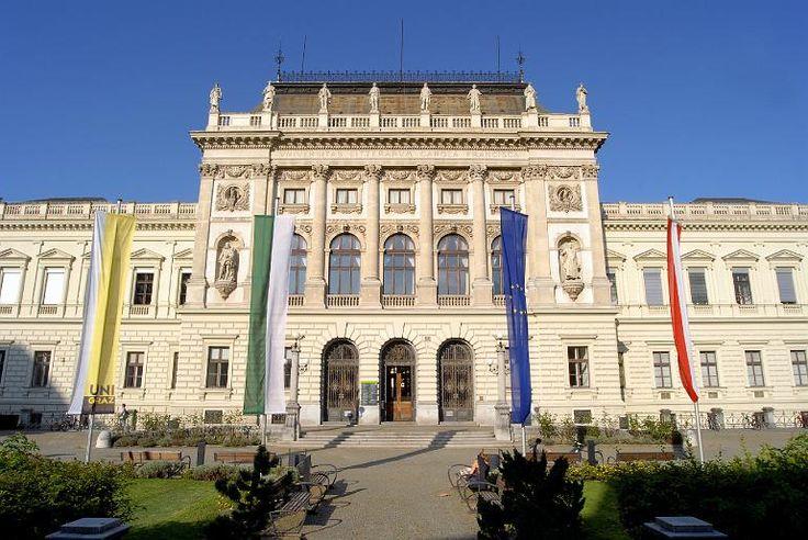 دانشگاه گراتس اتریش #دانشگاه_گراتس #graz_university_austria
