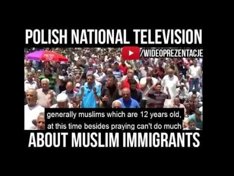 Immigration Crisis in Europe by Polish National Television