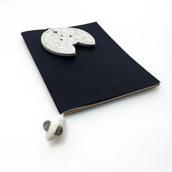 bookmark - KOTTE S - white melange 3