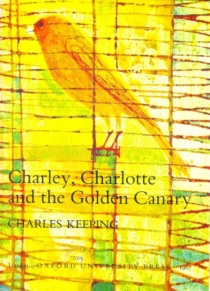 Charles Keeping.: Books Covers, Illustrations Children, Books Illustrations, Amazing Illustrations, Pictures Books, Golden Canary, Tiny Tins, Children Books, Wonder Illustrations