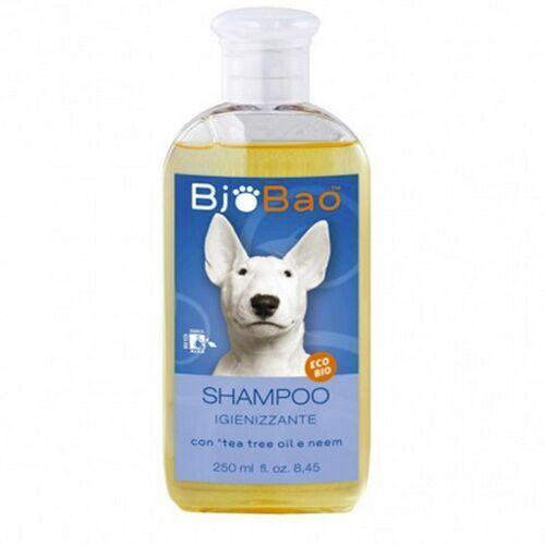 Champú Higienizante y Desinfectante para Perros