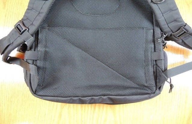 FNH Concealed Carry Backpack Back