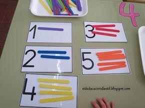EDUCACIÓ INFANTIL : JOCS MATEMÀTICS RELACIONS QUANTITATIVES