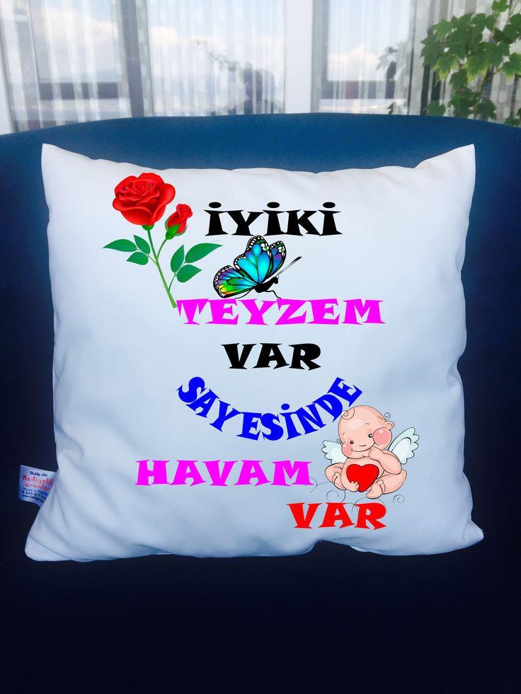 #iyi #ki #teyzem #var #sayesinde #havam #var #hobby #art #tescillimarka #newcollection #2017 #içi #dolu #kırlent #yastıklar