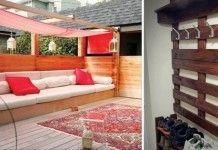 Snil o novém nábytku – tak si ho postavil z palet! Kreativní nápady na paletový nábytek do vaší domácnosti!