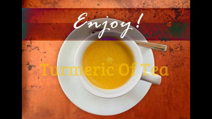 Turmeric of Tea - and other products.