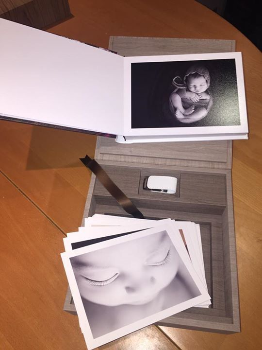 Coming soon. HD prints and album along with content USB in custom made box. Just what every mum will love ✨