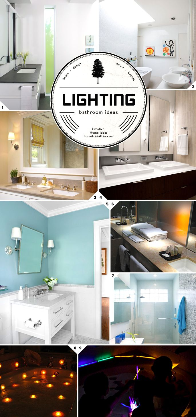 Bathroom Lighting Ideas A Well Designed Space Spaces