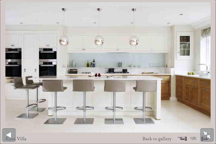 Martin Moore kitchen