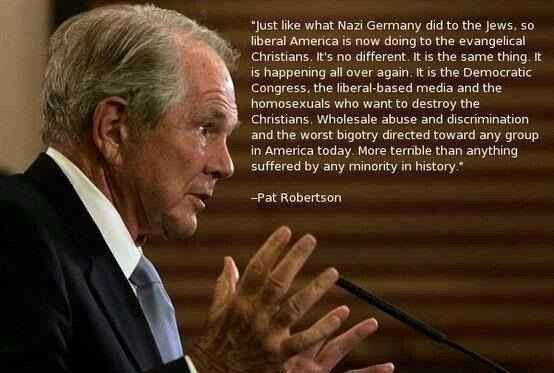 What a JACKASS! the Christians are doing a perfectly good job of destroying themselves. they don't need any help.