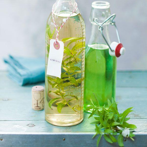 Bocaux et confitures : les herbes et aromates