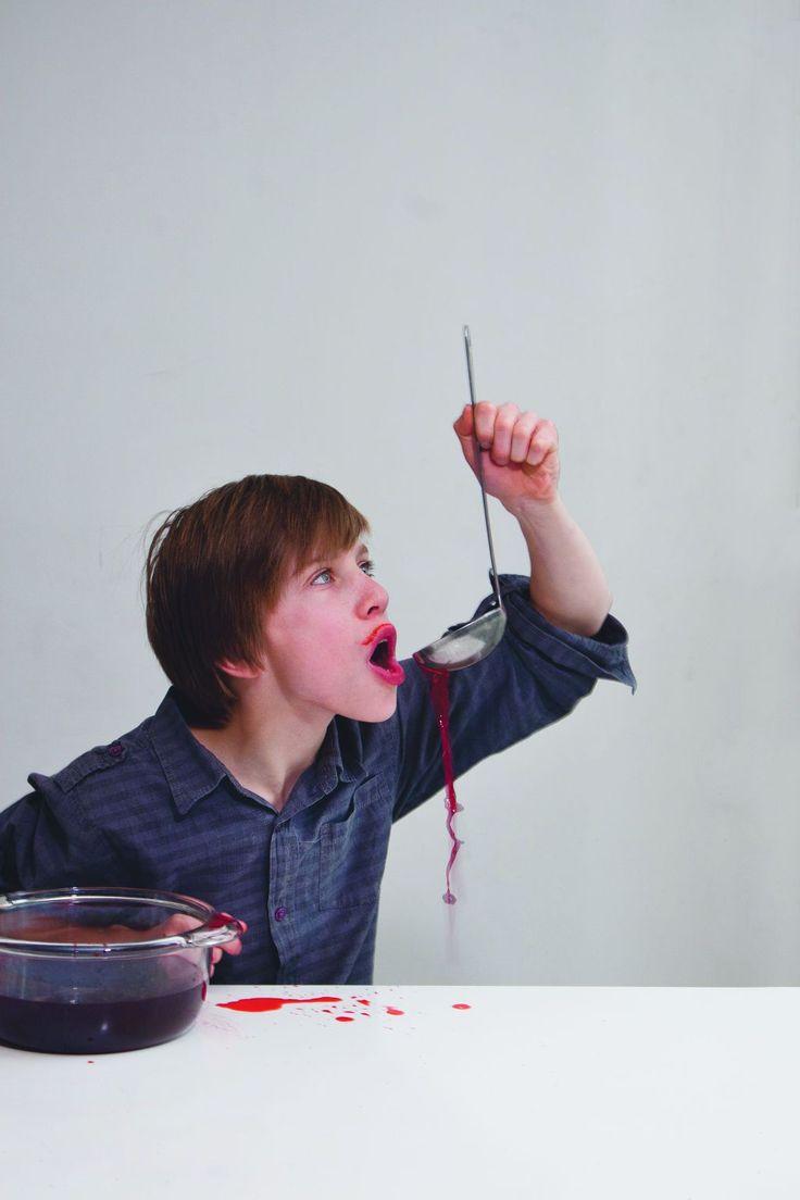 Dzieci też gotują / Barszcz bardzo esencjonalny / Zdjęcie: Kevin Demaria