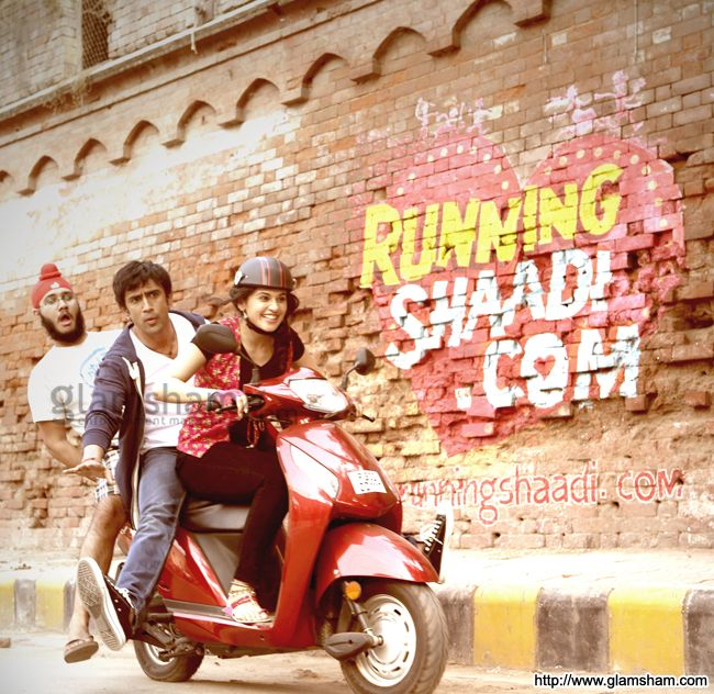 Amit Sadh, Taapsee Pannu, Arsh Bajwa Hindi movie Runningshaadi.com 2017 wiki, full star-cast, Release date, Actor, actress, Song name, photo, poster, trailer, wallpaper