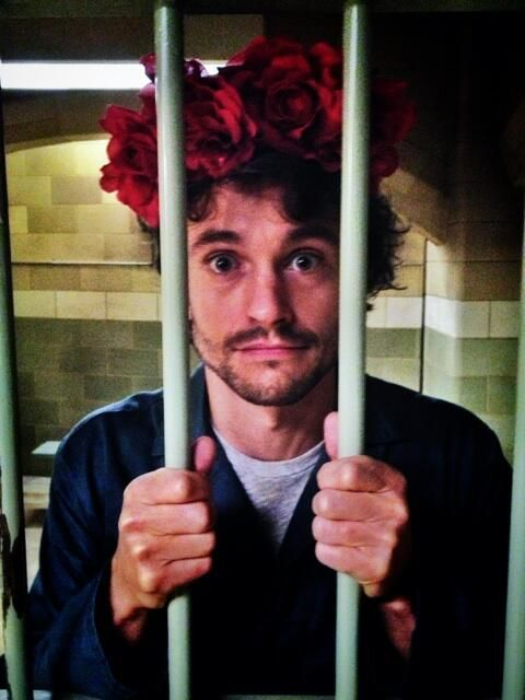 Bryan Fuller Twitter. Who will help Will Graham? The #FANNIBALS with a Floral Crown! #HANNIBAL #HughDancy pic.twitter.com/MzRhZvXKTo