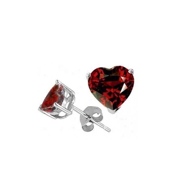 Heart earings borealy cercei inima