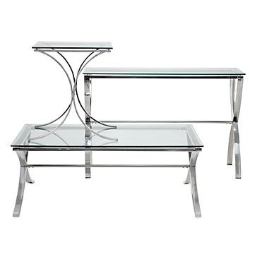 $845Coffe Tables, Coffee Tables, Gallery, Consoles Tables, Occasional Combos, Chic Combos, Cosmopolitan Coffee, Accent Tables, Zgallerie Cosmopolitan Tables