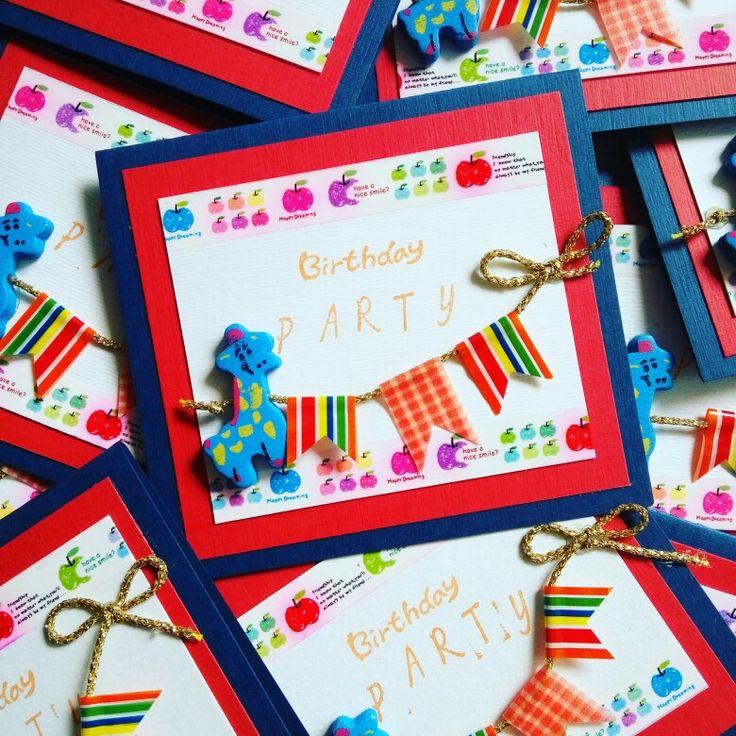 благоустройству скрапбукинг пригласительные на день рождения может быть